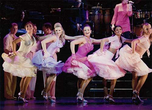 Choreography by Darren Bennett & Lilia Kopylova