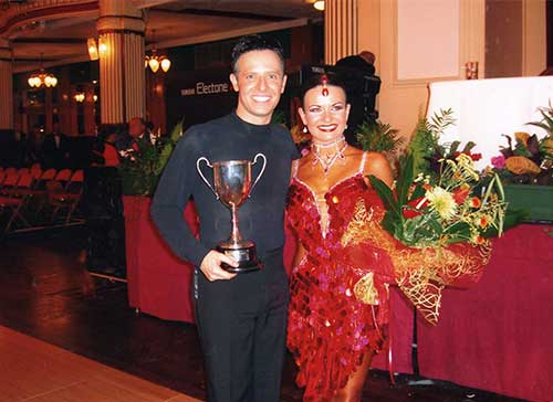 Darren Bennett and Lilia Kopylova - UK Dance Champions